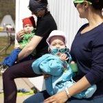 reprendre l'entraînement avec bébé